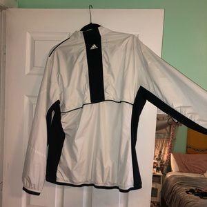 Women's Adidas Climaproof windbreaker jacket
